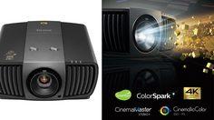 โปรเจคเตอร์ BenQ Projector รุ่น X12000 เหมือนเนรมิตโรงภาพยนตร์ส่วนตัวไว้ที่บ้าน