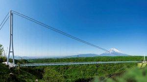 เที่ยวสะพานแขวน MISHIMA SKYWALK ชมวิวภูเขาไฟฟูจิที่ญี่ปุ่น