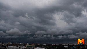 """ประกาศกรมอุตุฯ พายุ """"ฮาโตะ"""" ฉ.10 ส่งผล 24-25 ส.ค. ไทยตอนบนมีฝนเพิ่ม"""