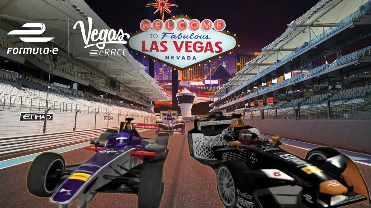 การแข่งขัน Formula-e Vegas eRace 2017 | [2/2]