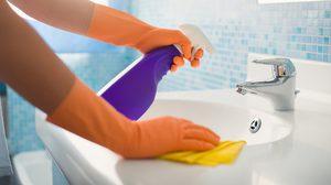 ทางลัด! วิธีล้างห้องน้ำ ให้สะอาด แบบประหยัดแรง
