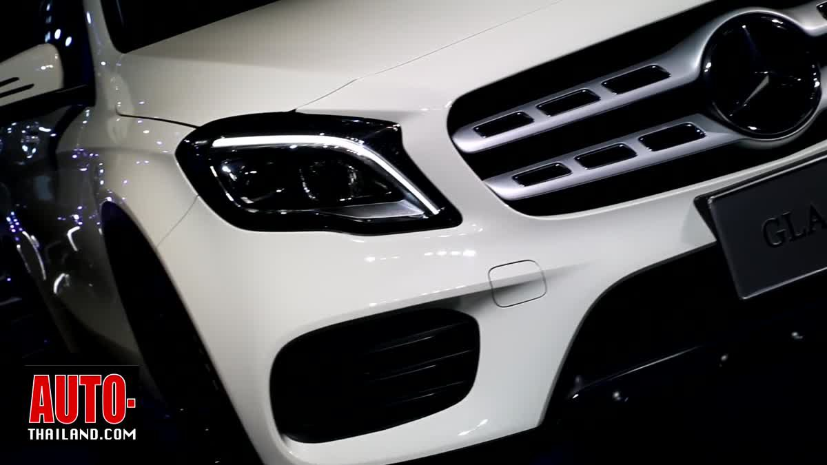 เมอร์เซเดส-เบนซ์ เปิดตัว Benz The GLA และ Mercedes AMG GLA 45 4MATIC ใหม่ล่าสุด
