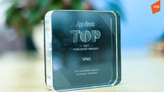 VNG Corporation ได้รับรางวัล Top ASEAN Publishers in 2017!