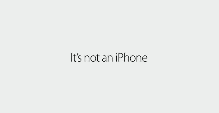 it's-not-an-iphone