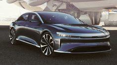 Lucid Motors ได้รับเงินลงทุนก้อนโต จากกองทุนความมั่งคั่งแห่งชาติซาอุดีอาระเบีย