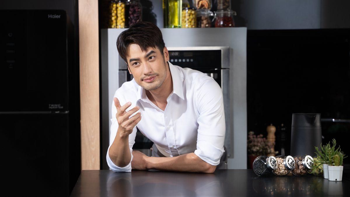 บอย ปกรณ์ แบรนด์แอมบาสเดอร์ไฮเออร์ประเทศไทย 3 ปีซ้อน ปรับลุคถ่ายโฆษณาชุดล่าสุด