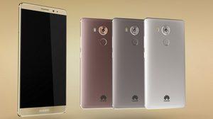 เปิดตัว Huawei Mate8 และ GR5 สองรุ่น สองสไตล์ เกรดพรีเมี่ยม