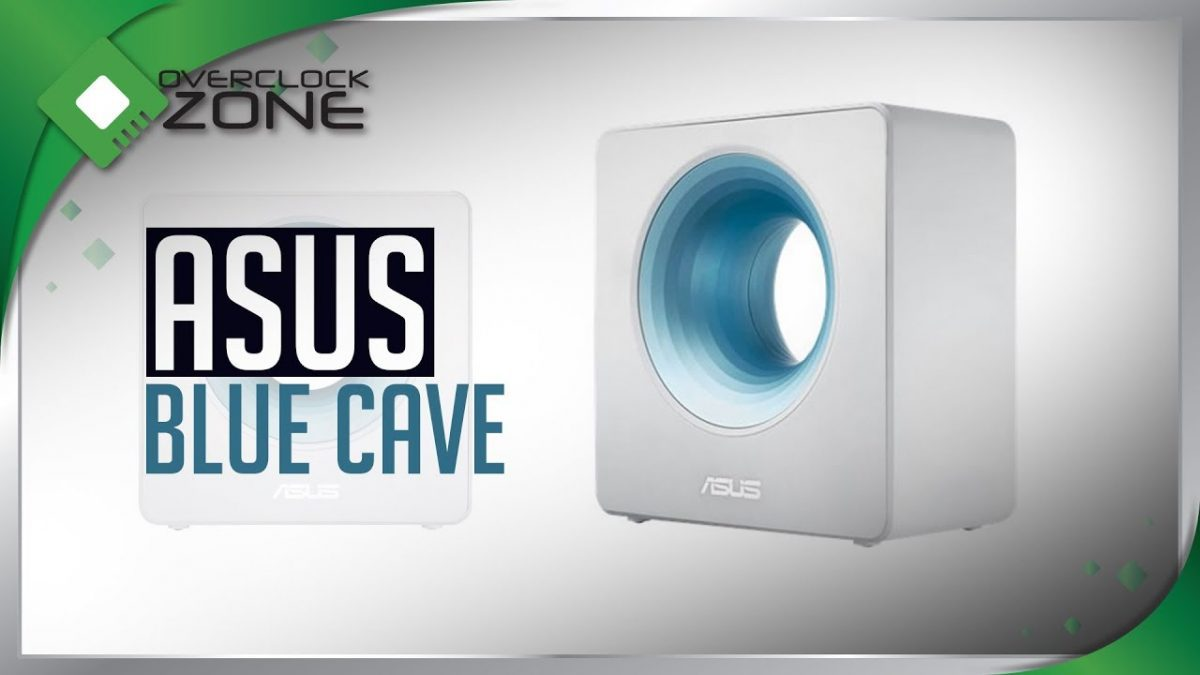 รีวิว ASUS Blue Cave : AC2600 Smart Home Router