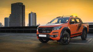 Chevrolet Colorado รุ่นปี 2019 ทุกรุ่น  จำหน่ายแล้วที่ผู้จัดจำหน่าย Chevrolet ทั่วประเทศ