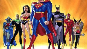แนะนำตัวละครการ์ตูน Justice League