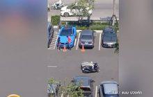 เจ้าของรถหรูโร่ขอโทษหลังแชร์คลิปแย่งที่จอดรถคนพิการ