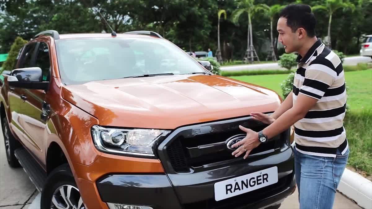 [Eng Sub] 2015 Ford Ranger Minor-change 'คงความแกร่ง - เติมความหรู' เพิ่มไลน์อัพต่อกรเจ้าตลาด