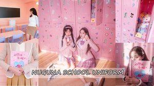 เช่าชุดนักเรียนเกาหลี ใส่ถ่ายรูปชิคๆ ที่ NUGUNA SCHOOL UNIFORM