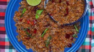 สูตร กุ้งฝอยคั่วพริกเกลือ กินคู่กับมะนาวก็แซ่บหลาย