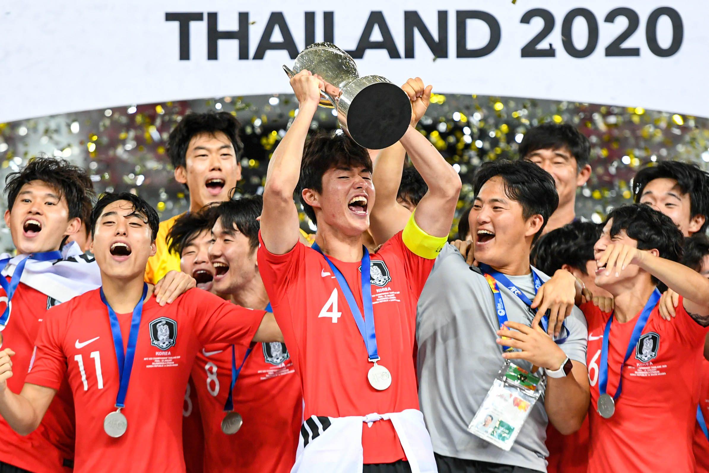 เกาหลีใต้ เฉือน ซาอุฯ ต่อเวลา 1-0 ซิวแชมป์ยู23ที่ไทย