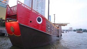 """เข้าชมฟรี! พิพิธภัณฑ์ลอยน้ำ""""เรือศรีมหาสมุทร"""" ย้อนเวลาสู่ยุครุ่งเรืองแห่งกรุงธนบุรี"""