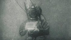 นี่คือ ภาพถ่ายใต้น้ำครั้งแรกของโลก เมื่อ 100 กว่าปีที่แล้ว!