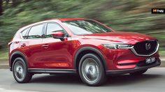 เปิดราคา รถอเนกประสงค์ Mazda CX-5 2019 ใหม่ที่ประเทศออสเตรเลีย