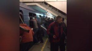 คืบหน้า ! เหตุระเบิดที่สถานีรถไฟเซนต์ปีเตอร์เบิร์ก ดับ 10