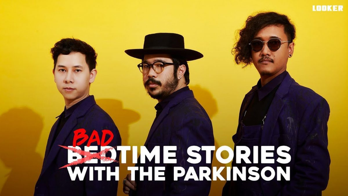 THE PARKINSON : BAD TIME STORIES