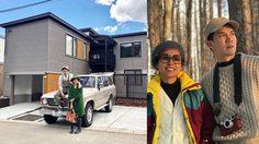 ส่องบ้านพักตากอากาศของ เคน ธีรเดช – หน่อย บุษกร ที่ประเทศญี่ปุ่น