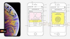 Apple เผยสิทธิบัตร การใช้ Face ID ร่วมกับ Touch ID ใน iPhone  Apple Watch จะใช้ Face ID ได้