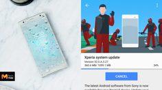 ผู้ใช้ Sony Xperia XZ2 เตรียมเฮ!! หลัง Sony ประกาศเตรียมอัพเดท Android 9 Pie