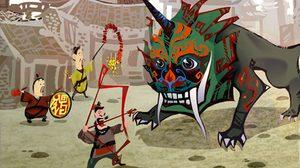 ต้นกำเนิดการจุดประทัด ตำนานวันตรุษจีน ปีศาจเหนียน