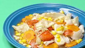 วิธีทำ ผัดผักไมโครเวฟ เมนูทำง่าย มีประโยชน์