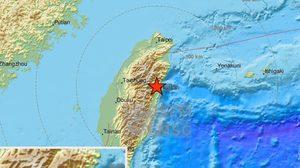 แผ่นดินไหวรุนแรงที่ไต้หวัน เกิดแผ่นดินแยก ก่อนสั่งอพยพวุ่น