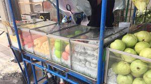 ความจริงของร้านค้าข้างถนน - ขายผลไม้ ขายอาหาร