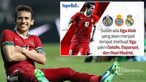 """เด่นจัด! สื่ออินโดฯตีข่าว 3 ยักษ์สเปนรุมคว้า """"ฟิกรี้"""" แข้ง U19 ร่วมเทสต์ (มีคลิป)"""