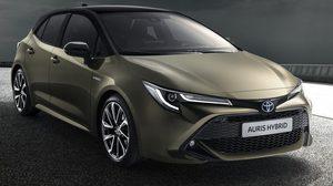 Toyota Corolla 2018 หรือ Auris ใหม่ 5 ประตู เปิดตัวที่งาน Geneva Motor Show 2018
