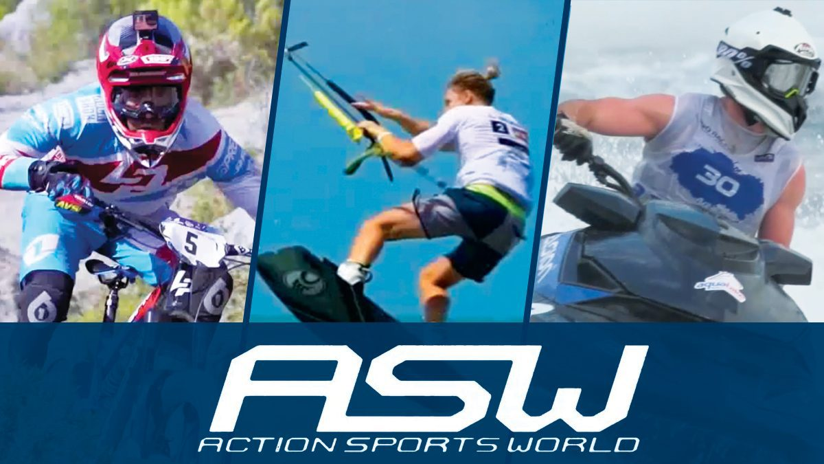 รายการ Action Sports World Season18 | EP.2 [FULL]