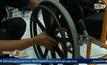 วีลแชร์เพื่อผู้พิการผู้ยากไร้ในอินโดนีเซีย