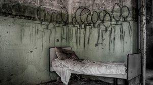 มีอีกแล้ว! 24 ภาพชวนขนหัวลุก ของโรงพยาบาลประสาท