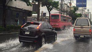 อุตุฯ เตือนมรสุมพาดผ่าน ทั่วไทยมีฝนตกหนัก