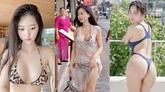 ชิน แจอึน นางแบบเกาหลีใต้สุดเซ็กซี่เยือนภูเก็ต ร้อนแรงสะท้านไปทั้งเกาะ