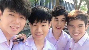 จะเป็นยังไง เมื่อ 7 หนุ่มวัยรุ่นไทย ใส่ชุดนักเรียนเต้น Cover