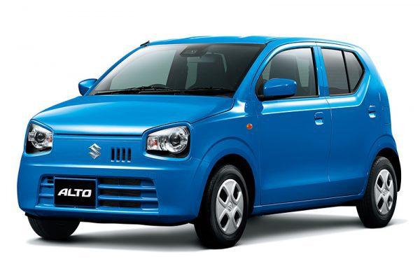 Suzuki Alto L Milited