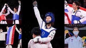 เทนนิส พาณิภัค นักกีฬาเทควันโด อันดับ 1 ของโลก ฝันที่เป็นจริง คว้าเหรียญทองโอลิมปิก 2020