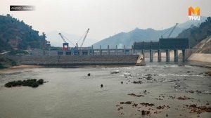 ลาวเตรียมงานสร้าง 'โรงไฟฟ้าพลังน้ำแม่น้ำโขง' คืบหน้า 80% จ่อส่งขายไทย-เวียดนาม