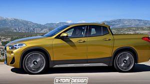 เปิดภาพ Render BMW X2 เวอร์ชั่น รถกระบะ ที่ดูดีมีสาระ