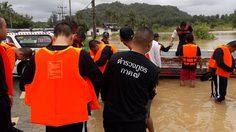 ผบ.ตร. กำชับตำรวจ เตรียมพร้อมช่วยเหลือปชช. ที่เดือดร้อนจากน้ำท่วม
