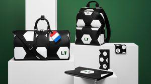 Louis Vuitton เตรียมวางจำหน่ายคอลเลคชั่นต้อนรับฟุตบอลโลก 2018
