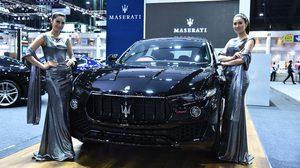 """มาเซราติ ประเทศไทย สยายปีกรุกตลาดพรีเมี่ยมลัคชัวรี่ เผยโฉม """"MaseratiLevante S พวงมาลัยขวาครั้งแรกของเอเชีย"""""""