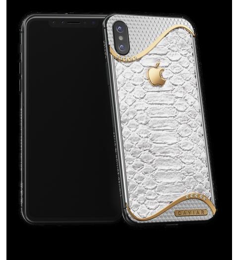 iPhone X Eve Edition ฝังเพชร