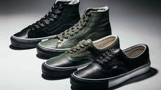 HAVEN จับมือร่วมกับ Vans เปิดตัวรองเท้ารุ่นใหมที่ได้แรงบันดาลใจจากสีเขียวทหาร