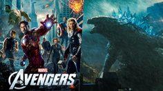 ผู้กำกับ Godzilla: King of Monster โพสต์ภาพปกคอมิก อเวนเจอร์ส เจอ กอตซิลลา