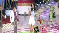 [HD] Jin E - SNSD Yuri @ Battle,I Like Song [090730]